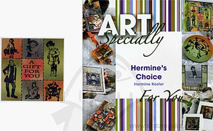 Art Specially Mini Magazine - Hermaines Choice