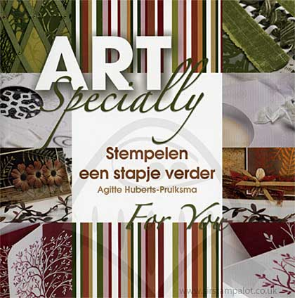 Art Specially - Stamping Techiques Booklet