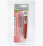 Tim Holtz - Tonic Studios - Retractable Craft Knife + 2 Spare Bl