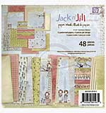 SO: 6x6 Paper Stack - Jack n Jill Collection