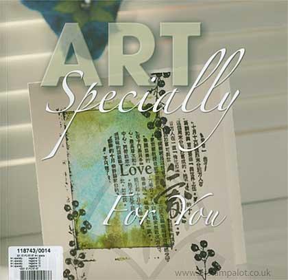 SO: Art Specially - Magazine 12 (dutch text)