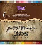 SO: Tim Holtz - 12x12 ColorCore Cardstock - Distress Collection