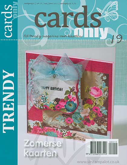 Cards Only Magazine - 19 - May June 2011 (dutch text)