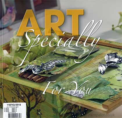 SO: Art Specially - Magazine 13 (dutch text)