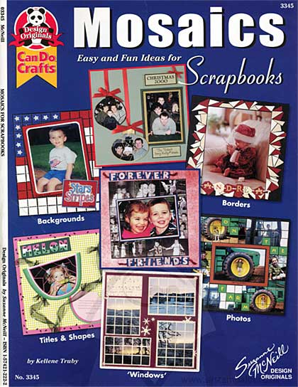 Design Originals - Mosaics for Scrapbooks