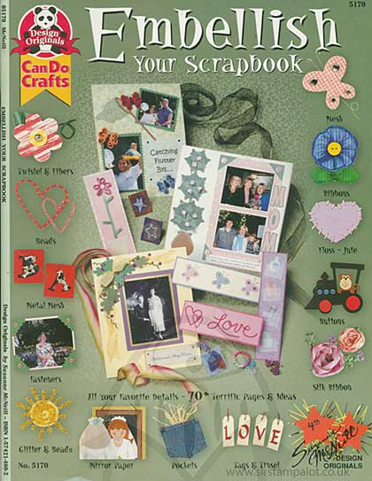 Design Originals - Embellish your Scrapbook