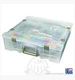 ArtBin- Super Satchel Series - One Compartment Storage Box