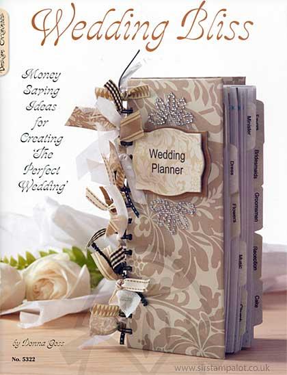 Design Originals - Wedding Bliss Book