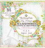 SO: The ScrapCake 6x6 Paper Pad - My Private Happiness