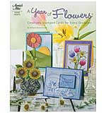 Annies Attic - A Year of Flowers Book
