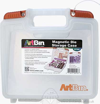 ArtBin - Magnetic Die Storage Case (3 magnetic sheets)