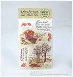 SO: Inky Antics - Clear Stamp set - Leaves and Trees
