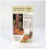 SO: Inky Antics - Clear Stamp set - Pumpkin Scenes