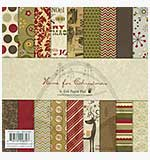 Fancy Pants Designs 6x6 Paper Pad - Home for Christmas