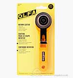 SO: Olfa Sharp Durable Premium Bladed Rotary Cutter - 45mm