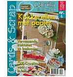 Cards and Scrap Magazine - January 2013 (dutch text)