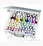 ArtBin - Super Satchel Series - Thread Organizer Storage Box