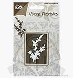 Joy Crafts Cutting Die - Vintage Flourishes - Leaf 4