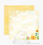 SO: MME 12x12 Collectable Notable Love This - Adore Paper