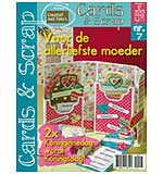 Cards and Scrap Magazine - April May 2013 (dutch text)