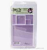 Acrylic Stamping Block Starter Set (5 Blocks)