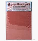 Darice Rubber Stamp Pad - The Perfect Stamping Surface 11 x 17in