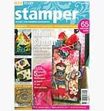 Craft Stamper Magazine - August 2013