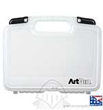 ArtBin 12 Quick View Deep Storage Case - Translucent Clear