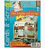 Cards and Scrap Magazine - October November 2013 (dutch text)
