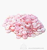 SO: Buttons - Baby Pink (Average 60grams)