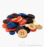 Buttons - Vintage (Average 60grams)