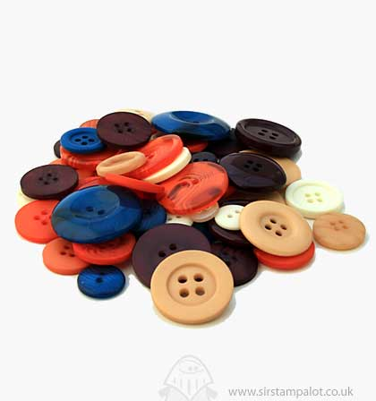 Buttons - Vintage (Average 60grams)