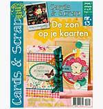 Cards and Scrap Magazine - March April 2014 (dutch text)