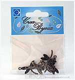 SO: Crea-Byoux Metal Embellishments - Steampunk Dragonflies 5PK