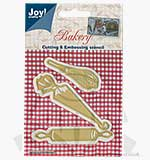SO: Joy Crafts Cutting and Embossing Die - Icing Bag Rolling Pin