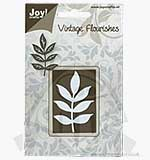SO: Joy Crafts Cutting and Embossing Die - Flourish Leaf
