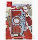 SO: Marianne Design - Creatables - Camera