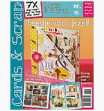 Cards and Scrap Magazine - August September 2014 (dutch text)