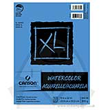 SO: Canson XL Watercolor Pad 9x12inch Cold Pressed 30 Sheets