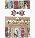 SO: Craftwork Cards Paper Bows Christmas 128 Die-cut Paper Bows
