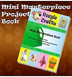 Hougie Crafts - Mini Masterpiece Book