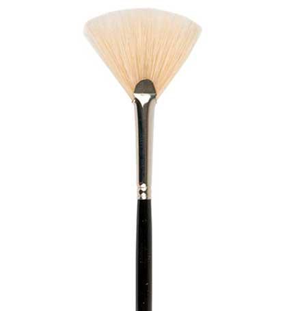 Fan Brush - Eventail Hard 2 (64010)