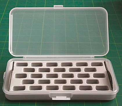 Siesta Frames Bobbin Box (28 Compartments)