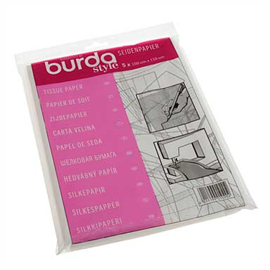 SO: Burda Tissue Paper (150 x 110cm) (5 pcs) 2GTIS