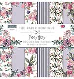 SO: Paper Boutique For Her 6x6 Paper Pad
