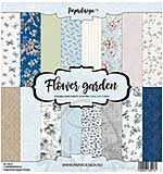 Papirdesign Flower Garden Paper Pack (12x12)