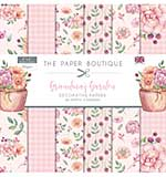 SO: The Paper Boutique Grandma's Garden 8x8 Paper Pad