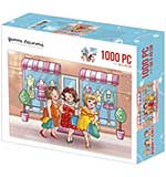 SO: Yvonne Creations Bubbly Girls Jigsaw Puzzle - Shopping (1000 pieces)