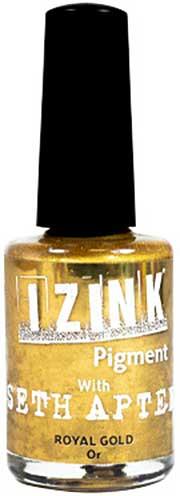 IZINK Pigment Seth Apter Or- Royal Gold (0.39oz)