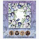 SO: Rubber Stamp Tapestry - Violet Border Set